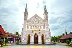 Wat Phra Chrystus Phra Haruthai Wat Phleng Zdjęcie Royalty Free