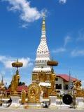 Wat-phra das bei Nakorn Phanom Thailand Lizenzfreie Stockfotografie