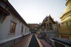 Wat phra das hariphunchai Lizenzfreie Stockfotografie