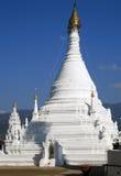 Wat Phra den Doi Kong Mu Arkivfoto
