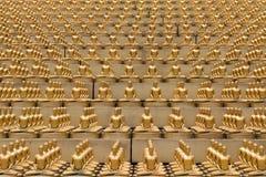 Wat Phra Dhammakaya bangkok thailand Στοκ Εικόνα