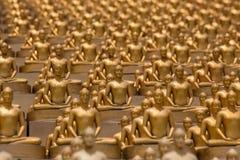 Wat Phra Dhammakaya. Buddhist temple in Bangkok, Thailand Royalty Free Stock Images