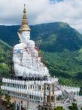 Wat Phra Dhat Phasornkaew στο βερκέλιο Phu tup Στοκ Φωτογραφία