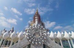 Wat Phra Dhat Phasornkaew at Phetchaboon ,Thailand Stock Photos