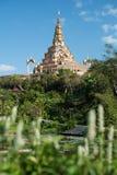 Wat Phra Dhat Phasornkaew w Tajlandia Obraz Royalty Free