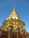 Wat Phra die Doi Suthep Royalty-vrije Stock Foto's