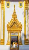 Wat Phra die Doi Suthep Stock Foto