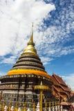 Wat Phra die Lampang Luang Royalty-vrije Stock Afbeeldingen