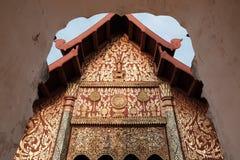 Wat Phra die Lampang Luang Royalty-vrije Stock Fotografie