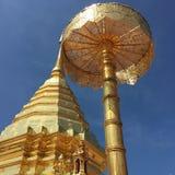 Wat Phra dieses Doi Suthep Lizenzfreie Stockfotografie