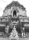 Wat Phra dieses Doi Suthep Lizenzfreie Stockfotos