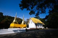 Wat Phra dieses Doi Tung Lizenzfreies Stockfoto
