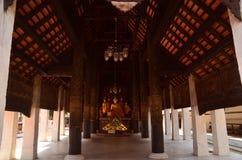 Wat Phra dieses Lampang Luang Lizenzfreie Stockfotografie