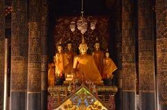 Wat Phra dieses Lampang Luang Lizenzfreies Stockfoto