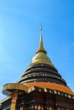 Wat Phra dieses Lampang Luang Stockbild