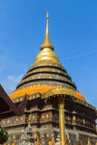 Wat Phra dieses Lampang Luang Stockfotografie