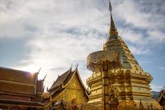 Wat Phra That Doi Fotos de archivo libres de regalías