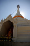 Wat Phra That Doi Gong MU Images stock