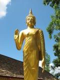 Wat Phra That Doi Kham Royaltyfri Bild