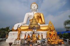 Wat Phra That Doi Kham Chiang Mai Stock Photography