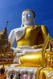 Wat Phra That Doi Kham Chiangmai. Thailand Buddha statue,Buddha statue,Wat Phra That Doi Kham Chiangmai,Wat Phra That Doi Kham,Thailand Buddha,Chiangmai Buddha royalty free stock images