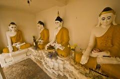 Wat Phra That Doi Kong Mu Royalty Free Stock Images