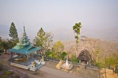 Wat Phra That Doi Kong Mu Royalty Free Stock Photos