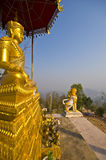Wat Phra That Doi Kong Mu Royalty Free Stock Photo