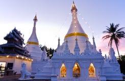 Wat Phra That Doi Kong Mu Stock Image