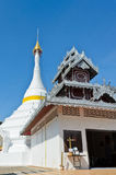 Wat Phra That Doi Kong Mu Temple, Thailand. Royalty Free Stock Photos