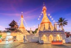 Wat Phra That Doi Kong Mu, Thailand Stock Photos