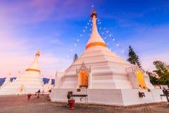 Wat Phra That Doi Kong Mu, Thailand Stock Photo