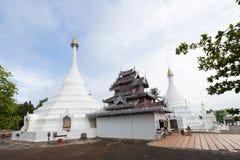 Wat Phra That Doi Kong Mu Royalty Free Stock Photo