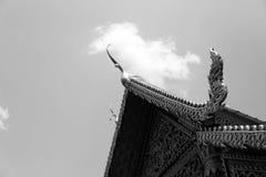 Wat Phra That Doi Suthep è attrazione turistica di Chiang Mai Fotografia Stock Libera da Diritti