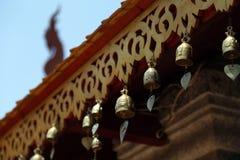 Wat Phra That Doi Suthep è attrazione turistica di Chiang Mai Fotografie Stock Libere da Diritti