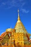 Wat Phra That Doi Suthep Photos libres de droits
