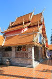 Wat Phra That Doi Suthep in Chiang Mai Stock Images