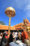 Wat Phra That Doi Suthep in Chiang Mai Stock Photo