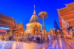 Wat Phra That Doi Suthep Royalty Free Stock Images