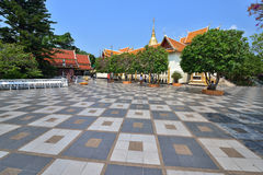 Wat Phra That Doi Suthep, Chiang Mai Stock Images