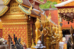 Wat Phra That Doi Suthep, Chiang Mai, Thailand Lizenzfreie Stockfotos