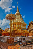 Wat Phra That Doi Suthep. Chiang Mai, Thailand Royalty Free Stock Images