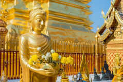 Wat Phra That Doi Suthep in Chiang Mai, Thailand Royalty Free Stock Photography