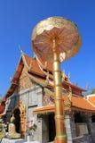 Wat Phra That Doi Suthep in Chiang Mai, Thailand Royalty Free Stock Image