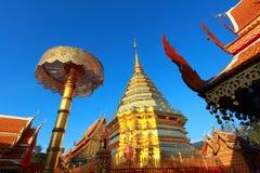 Wat Phra that Doi Suthep Royalty Free Stock Photography