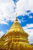 Wat Phra That Doi Suthep el templo fundado en 1385 es un l importante Imagenes de archivo