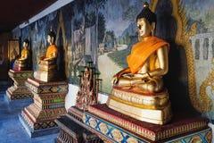 Wat Phra That Doi Suthep en Chiang Mai, Tailandia foto de archivo libre de regalías