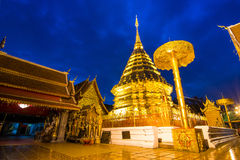 Wat Phra That Doi Suthep Famous Temple of ChiangMa Royalty Free Stock Photos