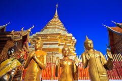 Wat Phra That Doi Suthep Stock Photo
