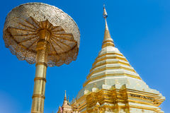 Wat Phra That Doi Suthep Royalty Free Stock Photos